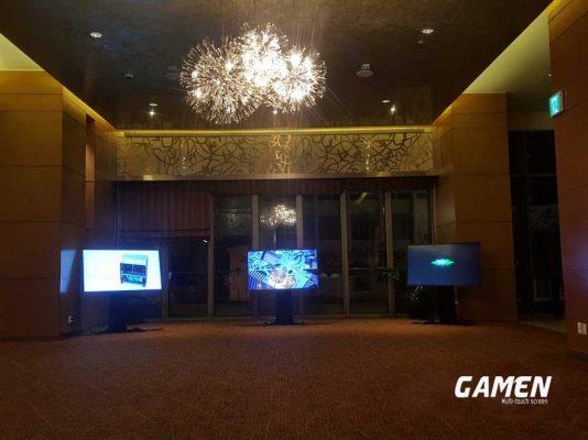 cho thuê màn hình cảm ứng duy nhất tại Hà Nội