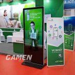 Thuê màn hình quảng cáo chân đứng ở đâu tốt nhất tại quận Long Biên ?