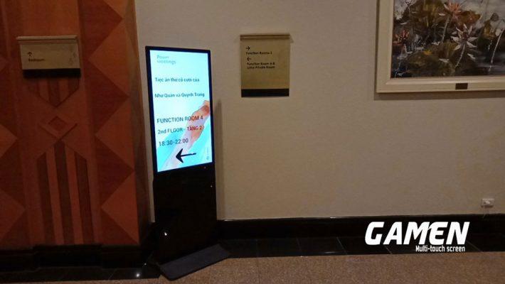 cho thuê màn hình quảng cáo chân đứng ở Hà Nội