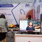 Cho thuê tivi LCD phụ vụ diễn đàn MARTECH Conference & Expo 2019 tại Hà Nội