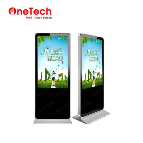 màn hình quảng cáo chân đứng 43 inch không cảm ứng