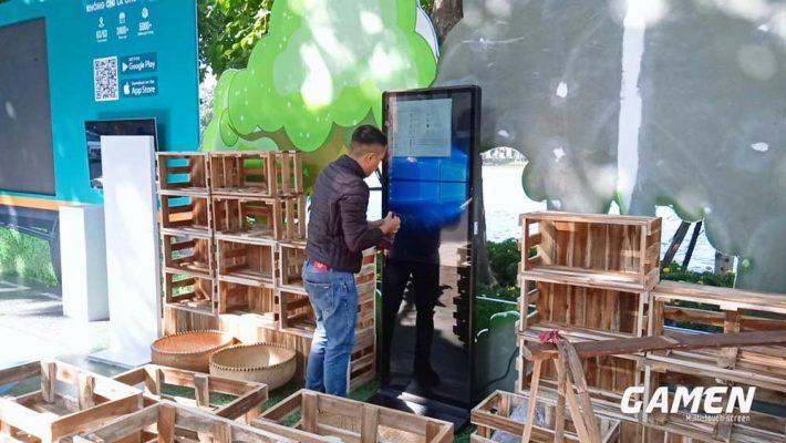 cho thuê màn hình quảng cáo giá rẻ nhất tại Hà Nội