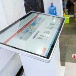Cho thuê màn hình cảm ứng 55 inch -cảm ứng đa điểm