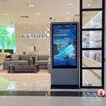 Giải pháp màn hình quảng cáo cho các trung tâm thương mại