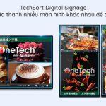 Màn hình quảng cáo kỹ thuật số làm tăng sự nổi bật cho nhà hàng