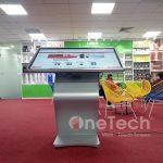 Đơn vị cung cấp màn hình quảng cáo chân quỳ tại Hà Nội