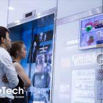 LCD thang máy là gì ? Màn hình quảng cáo LCD trong thang máy