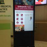 Xu hướng sử dụng màn hình quảng cáo LCD chân đứng tại Vũng Tàu
