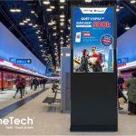 Có nên sử dụng màn hình quảng cáo LCD tại nhà ga tàu hỏa ?