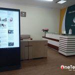 Cung cấp màn hình quảng cáo đứng tại tập đoàn Viettel